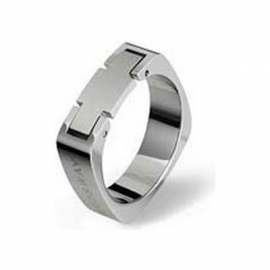 BROSWAY BES13B Men's Ring Stainless Steel